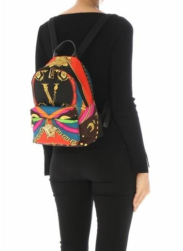 Versace Sırt Çantası Renkli